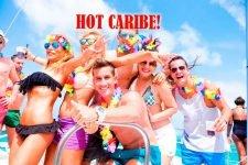 Hot-Caribe-fiesta-temática