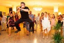 Animación de baile para bodas