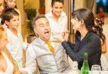 Camareros falsos para bodas